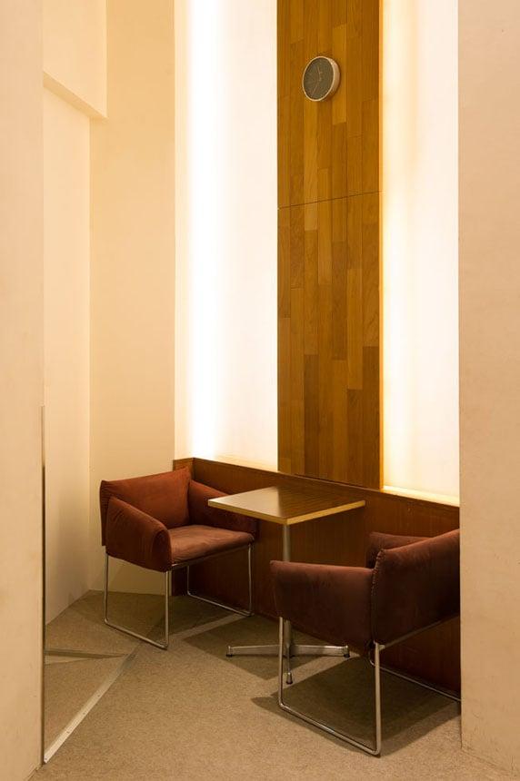 artist lobby